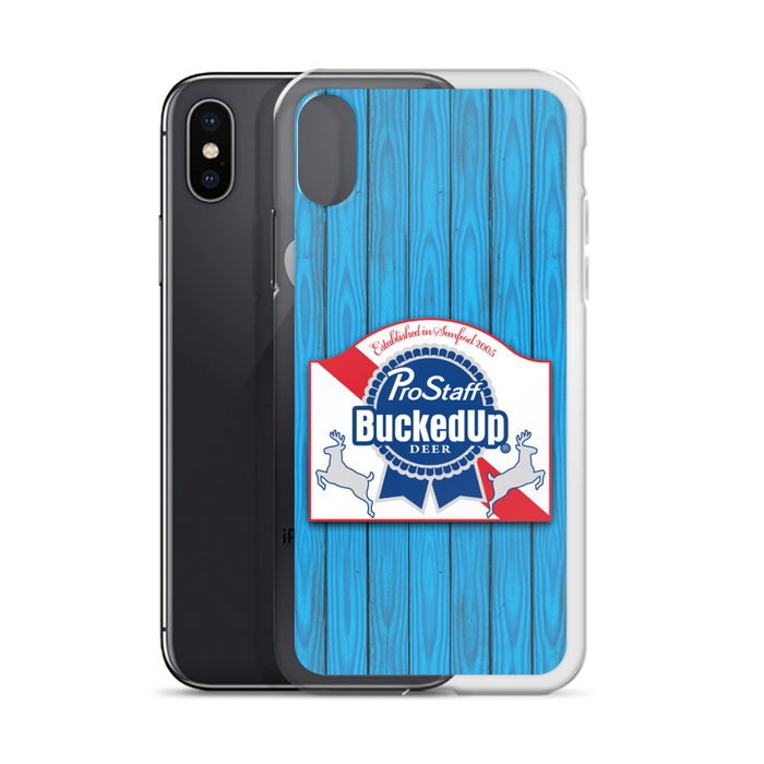 BuckedUp Prostaff iPhone Case