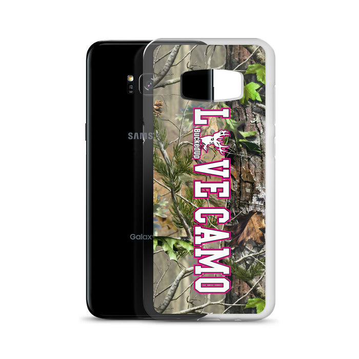 """LOVE CAMO"" Samsung Case"