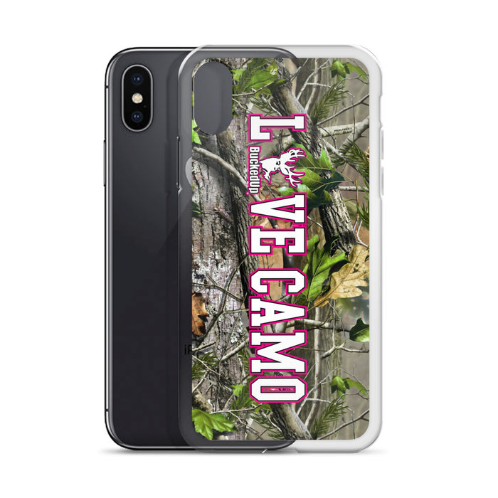 """LOVE CAMO"" iPhone Case"
