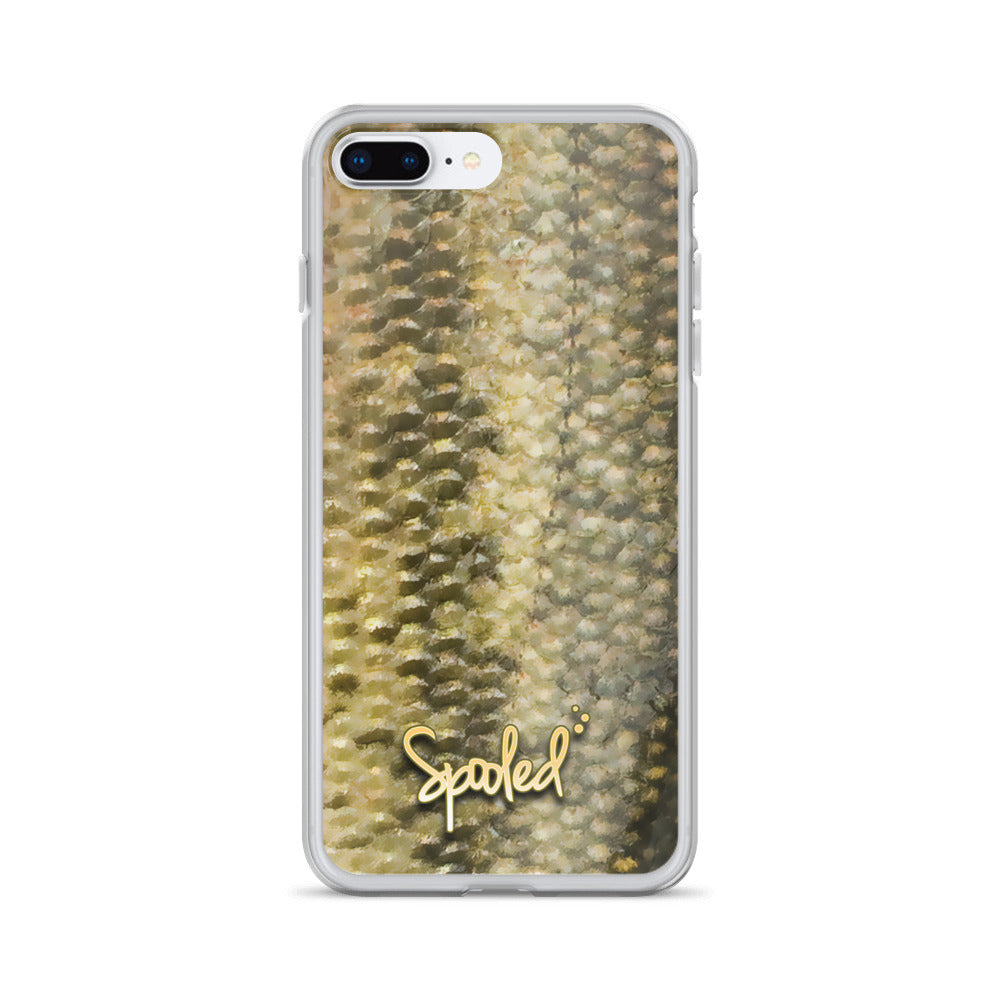 Spooled Bass Skin iPhone Case