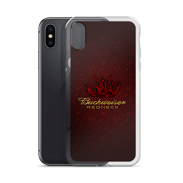 Buckweiser Redneck iPhone Case