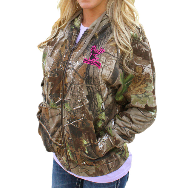 Realtree Camo Yoga Shorts Color Options By Girlswithguns22: BuckedUp Hoodie Realtree APG Camo With