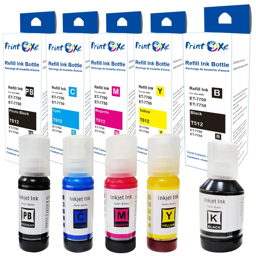 Ink Bottles | Pan Continent Inc. - PrintOxe