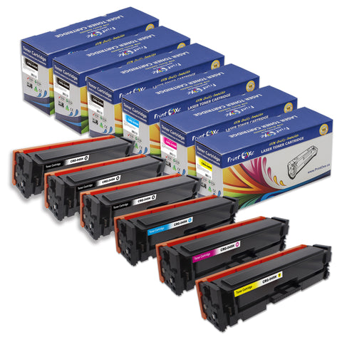 Canon CRG-045H Two Black Compatible Toner Cartridges High Yield of 045