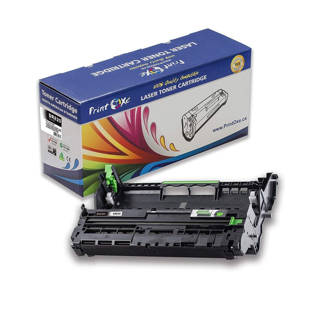 Brother TN 850 Compatible 2 Toner Cartridges for TN850 and 1 Drum DR 820 (3 Units) - Pan Continent Inc. - PrintOxe
