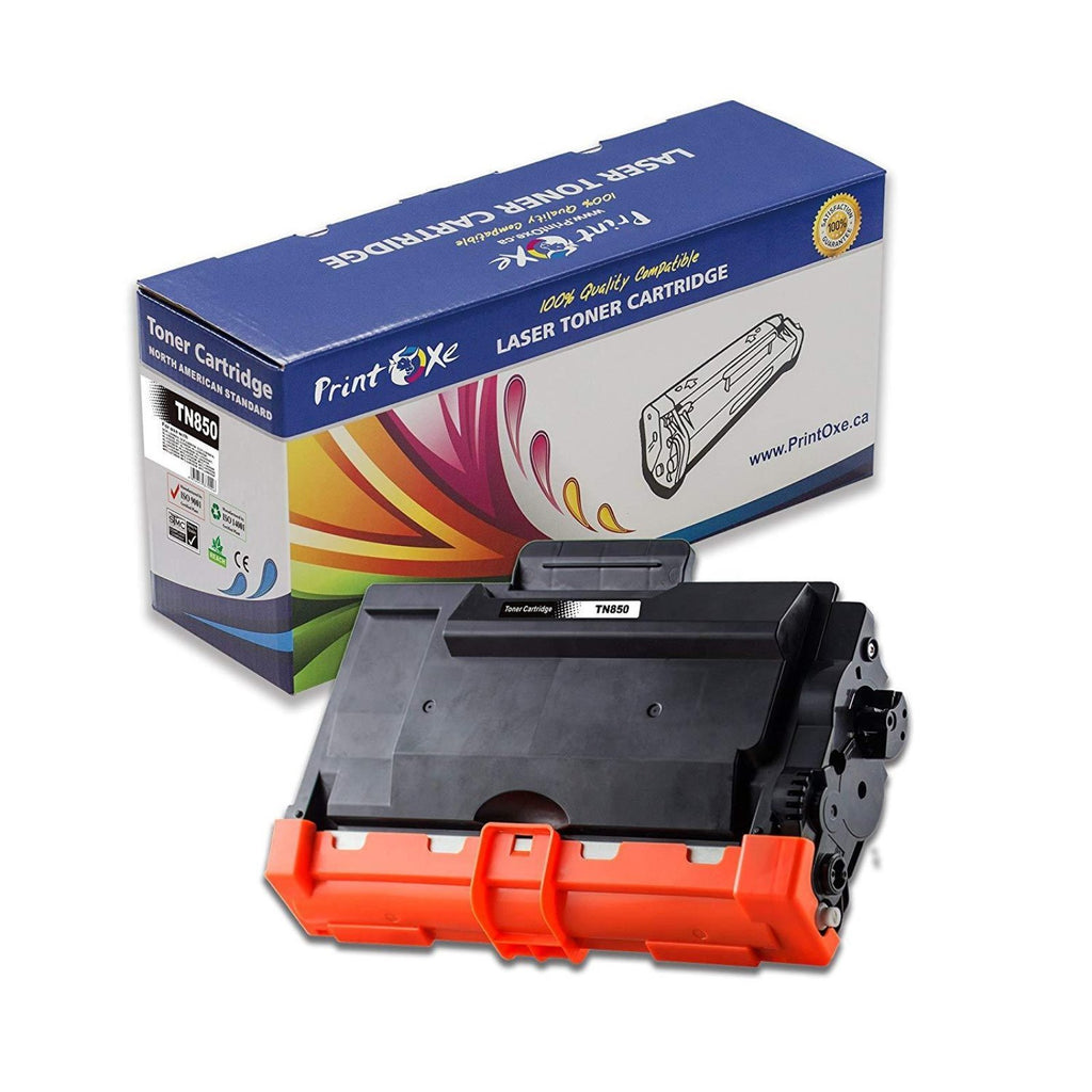 Brother TN 850 Compatible Toner Cartridge for TN850 - Pan Continent Inc. - PrintOxe