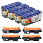 CRG-051H Compatible 4 Toner Cartridges | New Chips | High Yield of 051 2169C001 2168C001 - Pan Continent Inc. - PrintOxe