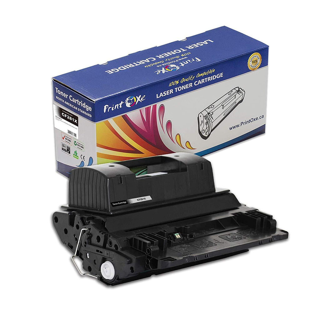 HP CF281X Compatible Toner Cartridge 81X Delivers 25,000 Pages - Pan Continent Inc. - PrintOxe