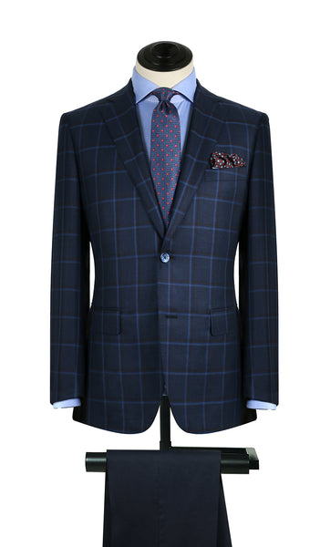 Royal w/ Bright Sky and Red WP Sports Coat