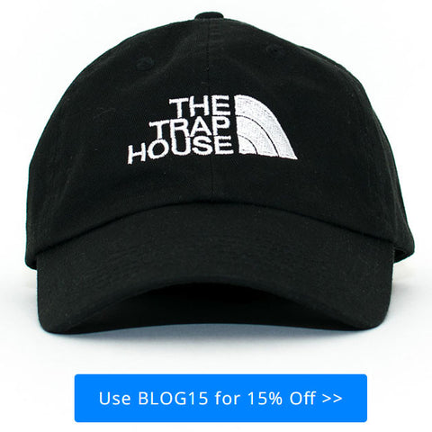 The Trap House Dad Cap