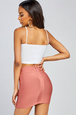 All Eyes On Me Bandage Skirt