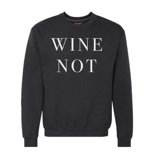 Wine Not Sweater