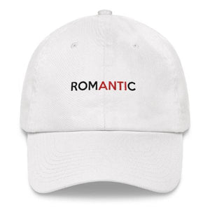 Antiromantic Dad Cap