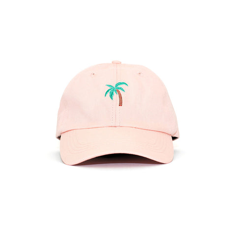 Palm Tree Dad Cap