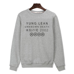 'YUNG LEAN' Fairwell Sweaters