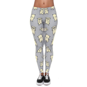 Chosen Pug Leggings