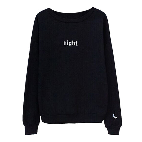 """Day and Night"" Pullovers"