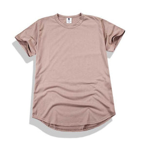 Premium Stefan Scoop Tee (Tan)