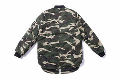 Extended Bomber Jackets