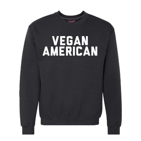 Vegan American Sweater
