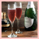 Kir Royal Winter Wedding