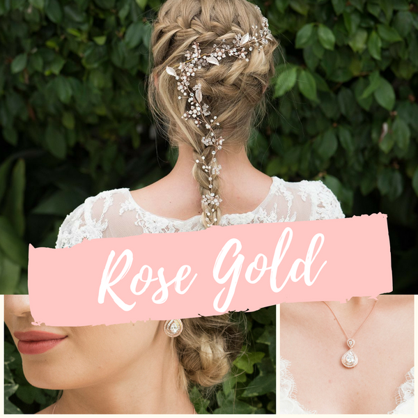 Rose Gold Jewellery