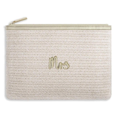 The Lovely Little Label bag Mrs Coco Clutch Bag