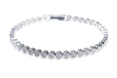 The Lovely Little Label Bracelet Modena Bracelet