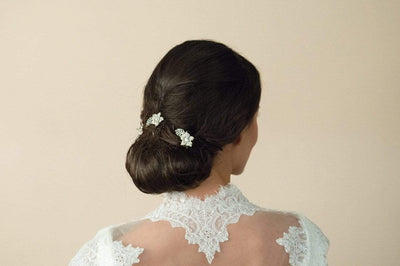 The Lovely Little Label Hair Accessories Ivory & Co Bettina