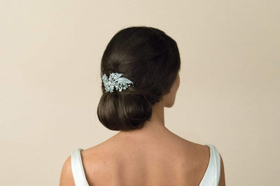 The Lovely Little Label Hair Accessories Ivory & Co Bianca