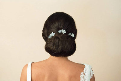 The Lovely Little Label Hair Accessories Ivory & Co Cassie