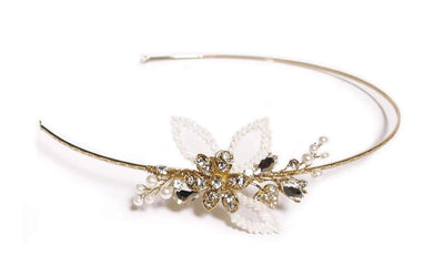The Lovely Little Label Hair Accessories Ivory & Co Pippa