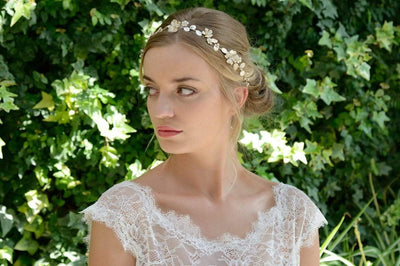 The Lovely Little Label Hair Accessories Ivory & Co Solstice