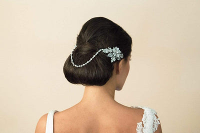 The Lovely Little Label Hair Accessories Morgan Haircomb by Ivory & Co