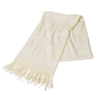The Lovely Little Label pashmina shawl Ivory Wedding Pashmina Shawl - Cashmere feel