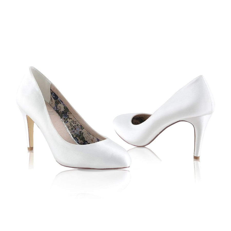 The Lovely Little Label Shoes EU 36 UK 3 Darci Court Wedding Shoes
