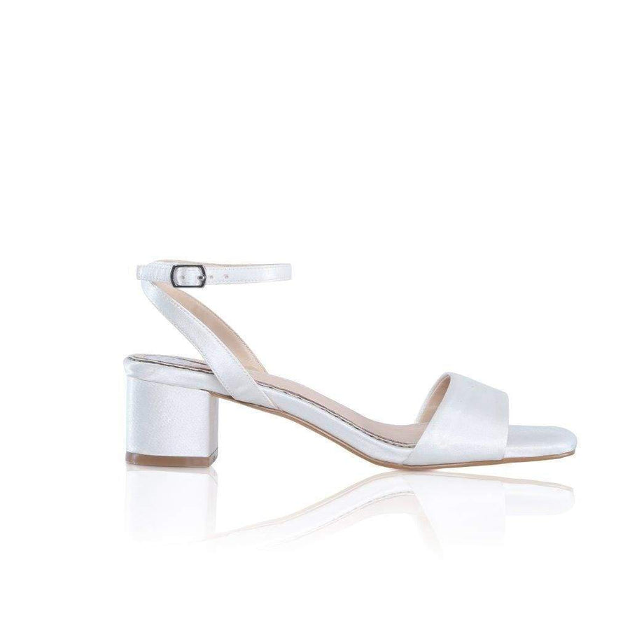 The Lovely Little Label Shoes EU 36 UK 3 Riley Bridal Sandal
