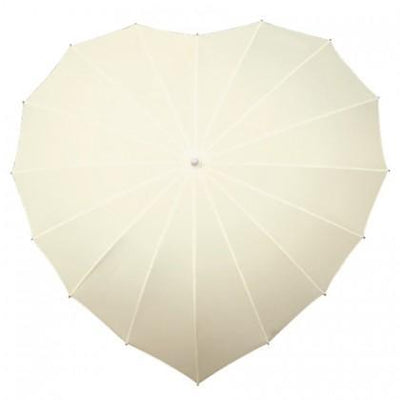 The Lovely Little Label Umbrella Ivory You Can Stand Under My Umbrella Set