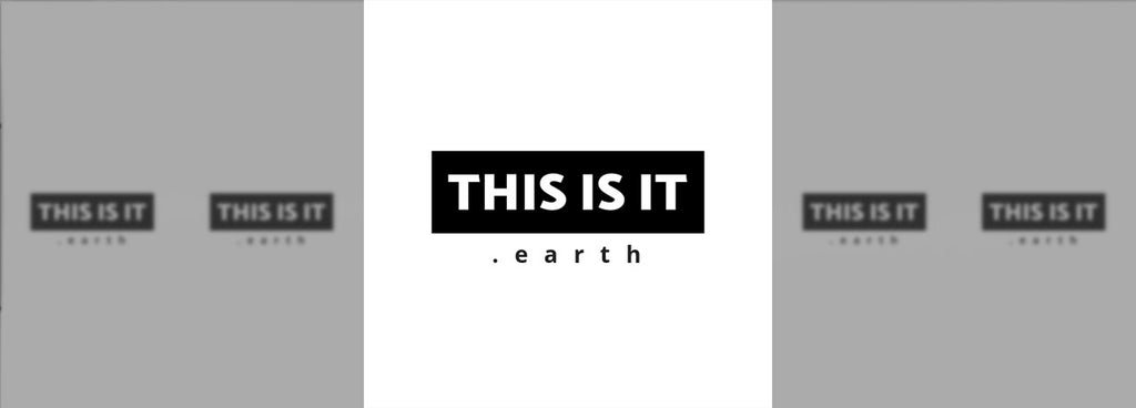 thisisit.earth reusable stainless steel straws rudder & Fern campaign