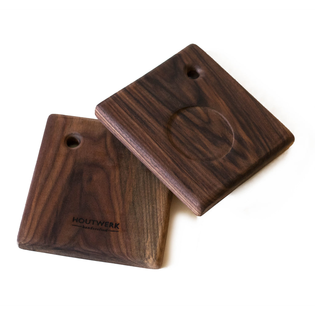 Walnut Coasters #1