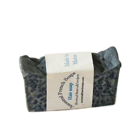 Hair Soap - Charcoal - Rudder & Fern