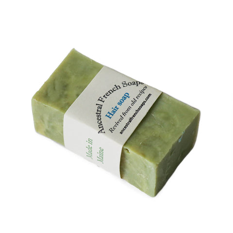 Hair Soap - Lemongrass - Rudder & Fern