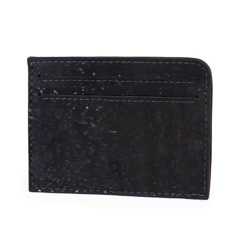 Ray Card Case - Black