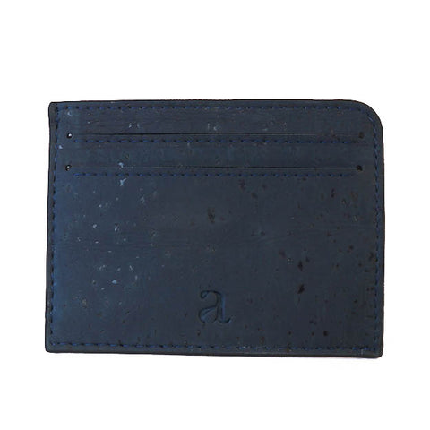 Ray Card Case - Blue