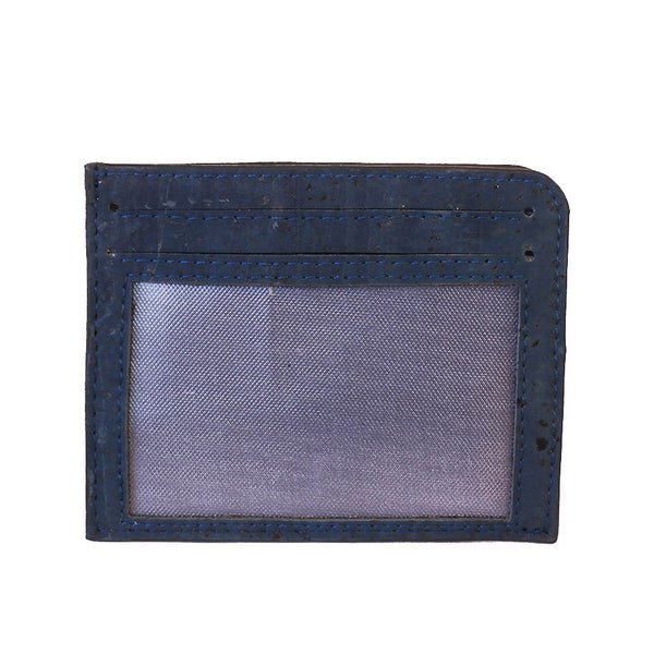 Rio Card Case - Blue - Rudder & Fern