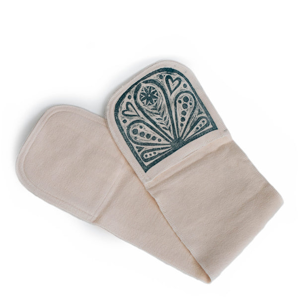 Jolly Jules Double Oven Mitts