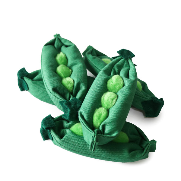 Peas In A Pod - Catnip Toy