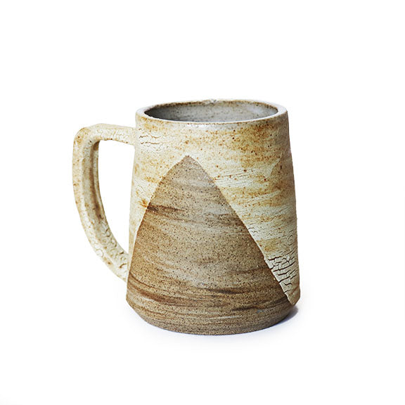Recycled Crackle Mug