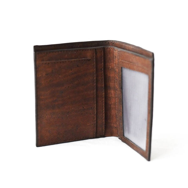 Orion Slim ID Wallet - Brown