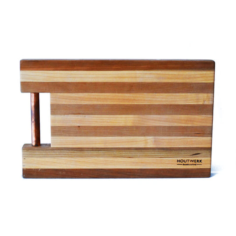 Maple and Cherry Chopping Block